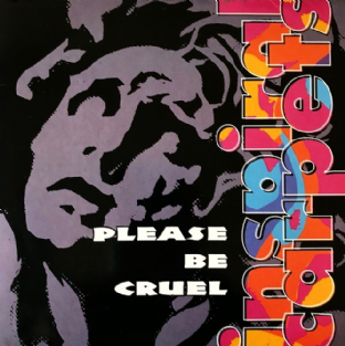"Inspiral Carpets ‎- Please Be Cruel (7"") (VG-/VG-)"